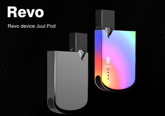 Shuopai Revo pod system kit - еще один донор для JUUL...
