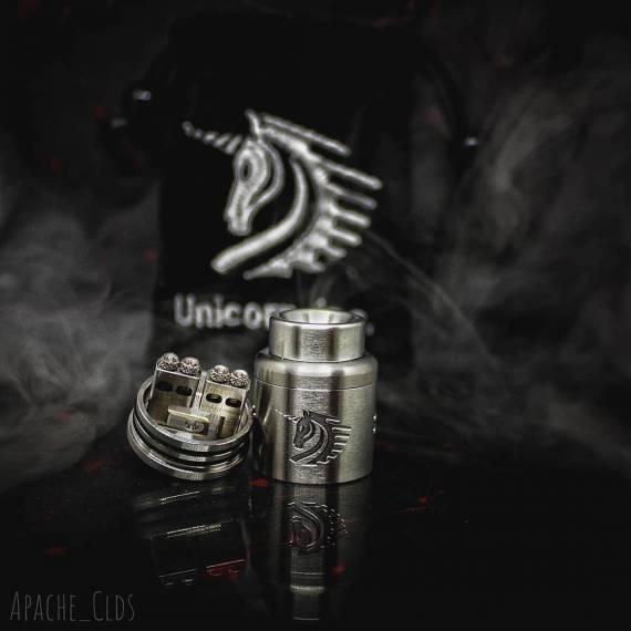 Unicorn Vapes Inc. Unicorn RDA - надежная рабочая лошадка...