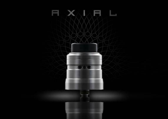 Mass Mods & Unicorn Vapes Inc. Axial RDA - стиль у удобство...