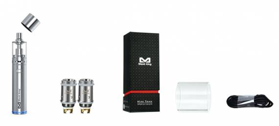 MaskKing Mini Tank Starter Kit - набор из прошлого...