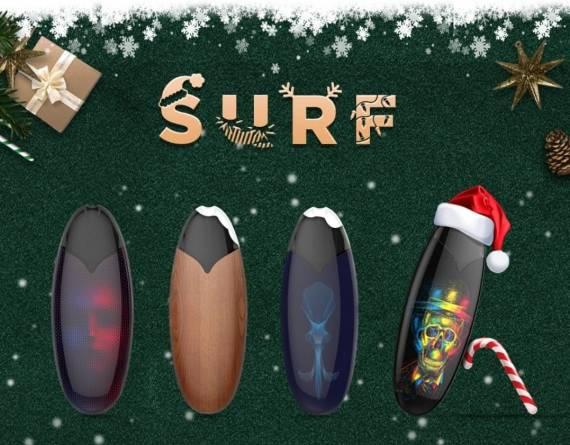 KangerTech Surf Kit - новогодний серфинг...