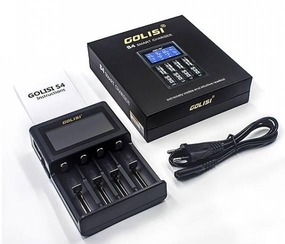 Golisi Chargers - зарядные устройства серии S...