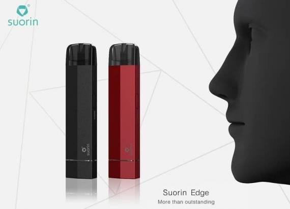 Suorin Edge kit - AIO со сменным элементом питания...