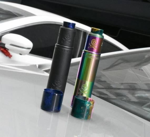 Новые старые предложения - Vandy Vape Bonza Kit и Sigelei Sibra F kit...
