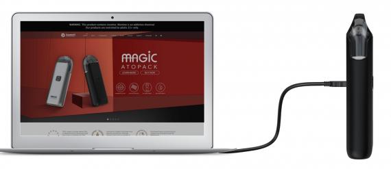 Joyetech Atopack Magic kit - долой сменные картриджи - мы за инновации...