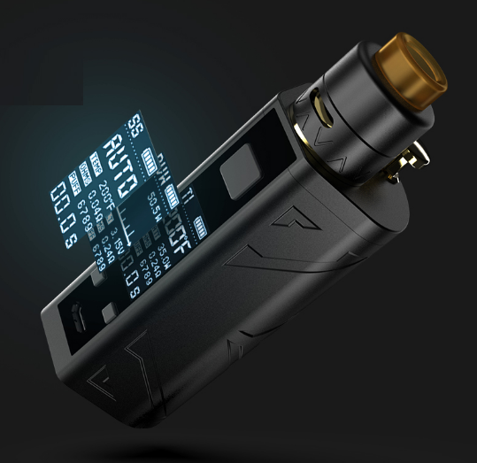 Smoant Battlestar Squonker Kit  - с миру по нитке - вот и готов набор...
