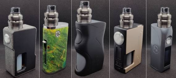 Пощупаем??? - Wotofo Elder Dragon RDA...