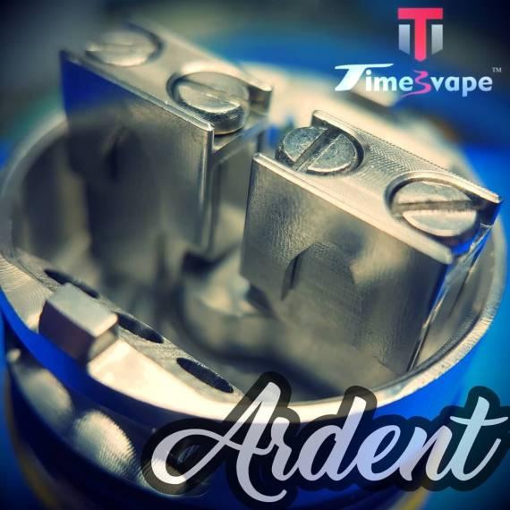 Timesvape Ardent RDA - сделана для мех мода...