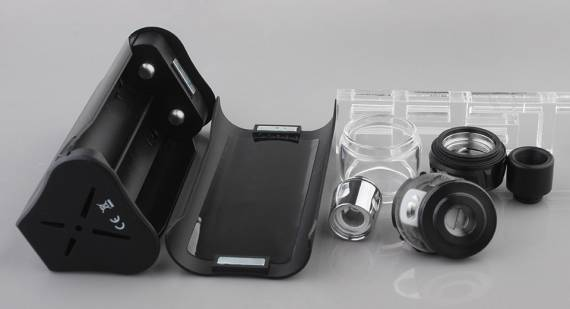ATVS Castle kit - простой и дешевый набор...