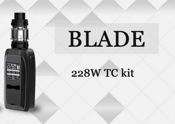 ATVS Blade Kit - недорогая мыльница...
