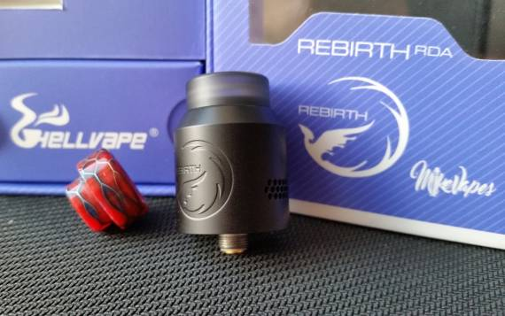 Feel for ??? - HellVape REBIRTH RDA ...