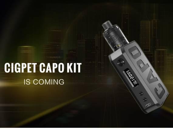 Cigpet Capo Kit - возвращение после долгого перерыва...