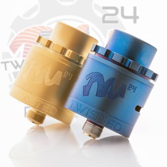 Новые старые предлождения - Twisted Messes TM24 Pro-Series RDA и Vandy Vape Bonza V1.5 RDA...