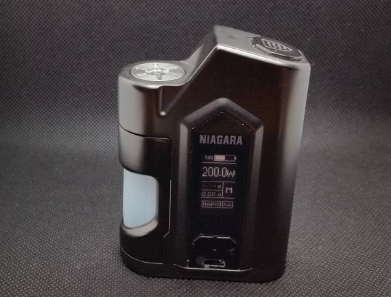 Пощупаем??? - Nikola Niagara Squonk Kit...