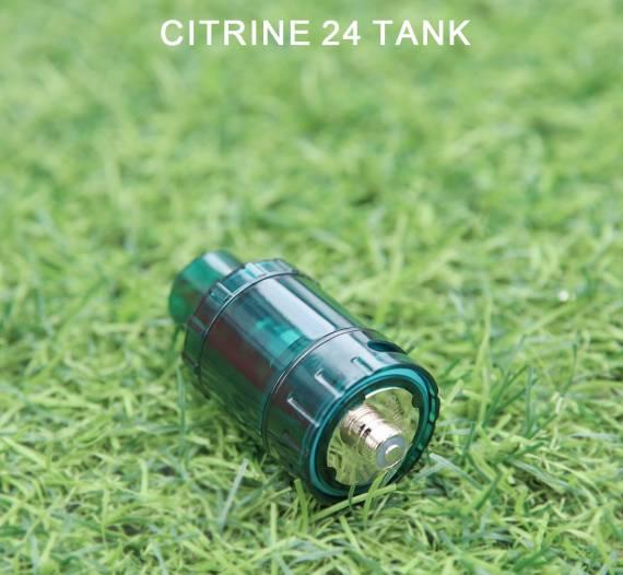 Teslacigs Citrine 24 tank - plastic non-service ...