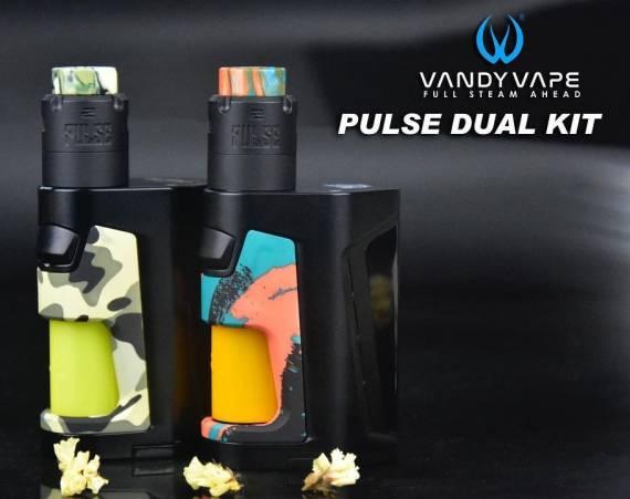 Новые старые предложения - Vandy Vape Pulse dual Kit и Sigelei Sibra E2 Kit...