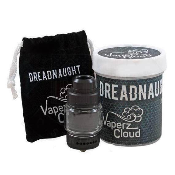 Vaperz Cloud Dreadnought RTA - очередной симбиоз необслуги с обслугой...