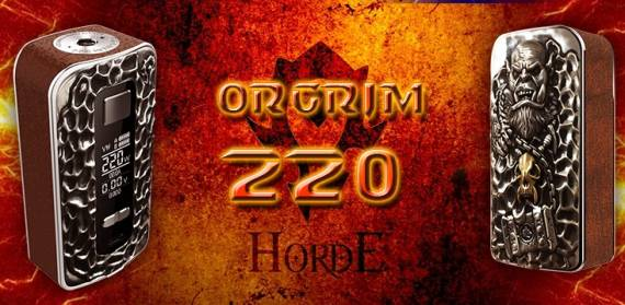 Fumytech Orgrim 220W - теперь регулируемый оригинал...