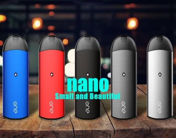 Onevape Nano Pod System Kit - второй набор попроще...