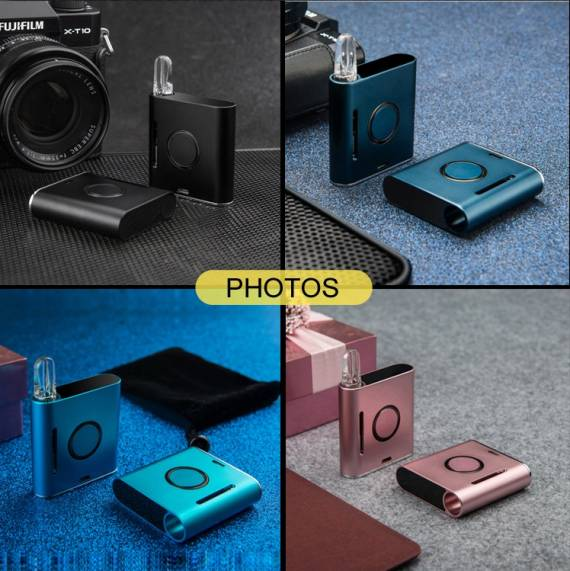 Vapmod Vmod 2-in-1 Kit - вейп квадрат...