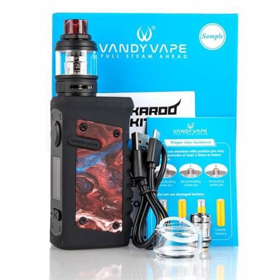 Vandy Vape JACKAROO Kit - долгожданный однобаночник от ВВшников...