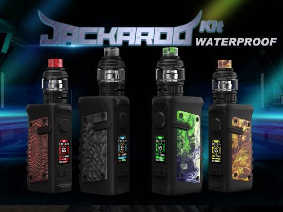 Новые старые предложения - Vandy Vape JACKAROO Kit и GeekVape Zeus X RTA...