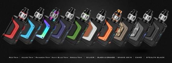 Новые старые предложения - Geekvape Aegis Legend Kit и UWELL Crown IV Tank...