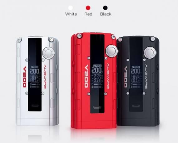 Новые старые предложения - Augvape V200 Mod и VOOPOO X217...