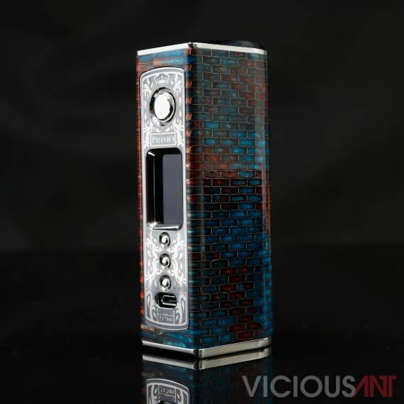 Viciousant Primo 21700 TI - произведение искусства под управлением DNA75c...