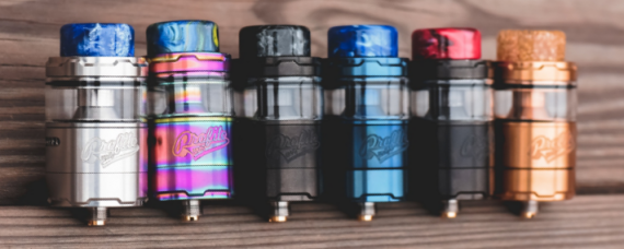Wotofo Profile Unity RTA - now the tank of the same name on the grid ...