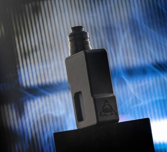 Mass Mods & Augvape S2 Squonk mod - сквонкер с завидным конструктивом по по хорошей цене...