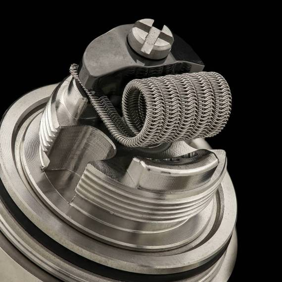Dotmod dotmtl RTA - стильная штучка от пафосного производителя...