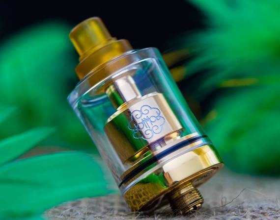 Dotmod dotmtl RTA - a stylish little thing from the pathos manufacturer ...