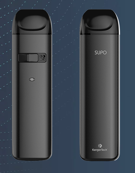 KangerTech SUPO KIT - a device with two integrated evaporators ...