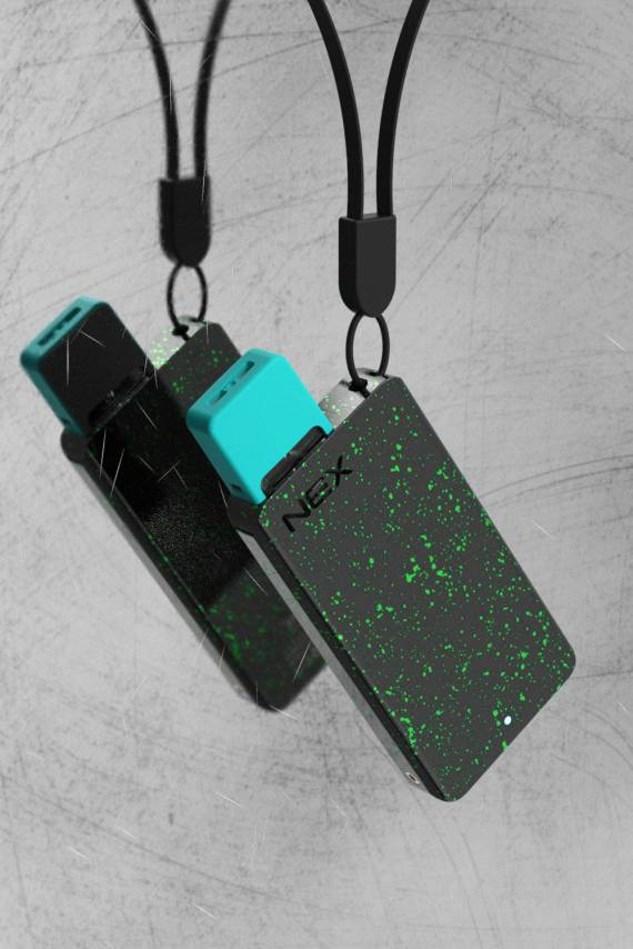 VapeMons NEX pod - another device for JUUL hearths ...