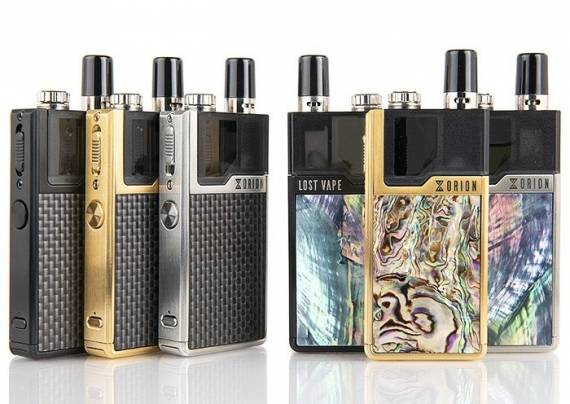 New old offers - Lost Vape Orion GO DNA and Shuopai Revo pod ...