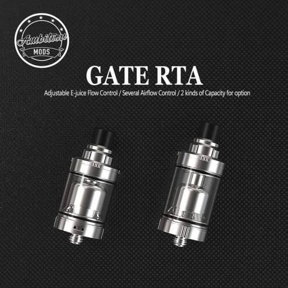 Ambition Mods Gate MTL RTA - достаточно занятный сигаретник...
