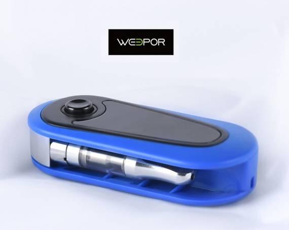 Weepor Click - folding remnant ...