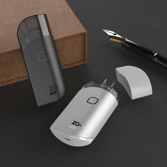 ZQ GO Pod System - interesting solutions ...