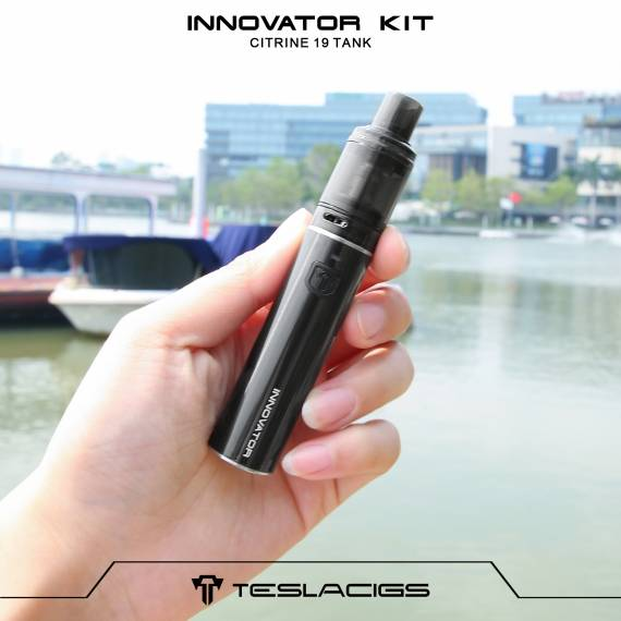 Teslacigs Innovator kit - от сложного к простому...