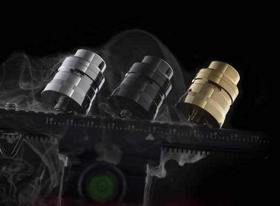 Новые старые предложения - Mass Mods Axial RDA и Steam Crave Glaz RDSA V1.1...