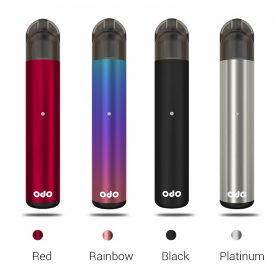 Sigelei Odo kit Review - Odo Pod Kit Review