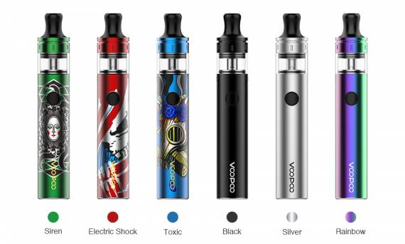 Voopoo Finic 20 AIO - a little thicker, more powerful and more autonomous ...