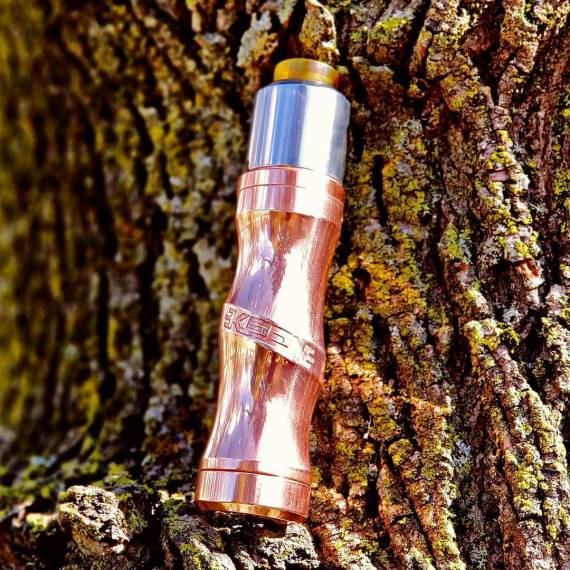 Timesvape Keen Mech Mod - a mod with a variable fit ...