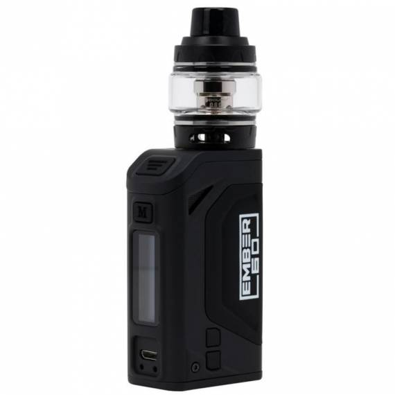 Dovpo Ember 60W Kit - the continuation of the familiar line ...