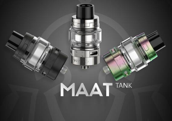 Voopoo MAAT Tank - questionable innovations? ...