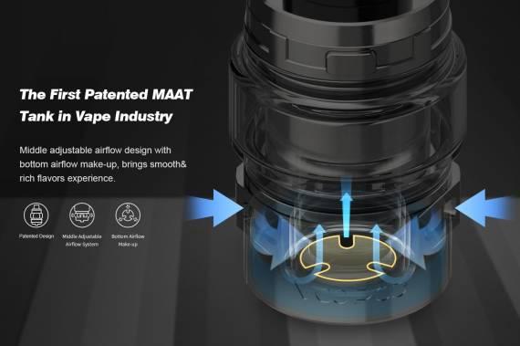 Voopoo MAAT Tank - сомнительные инновации?...