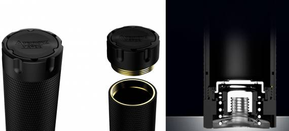 Mechlyfe Arcless Mech Mod is a nice start to newcomers to the market ...