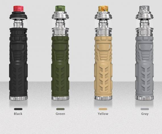 Vandy Vape Trident kit - айджаст на максималках...