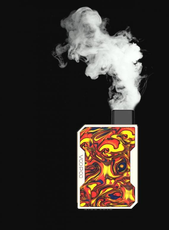 VOOPOO DRAG Nano Pod Kit - reduced, but recognizable ...